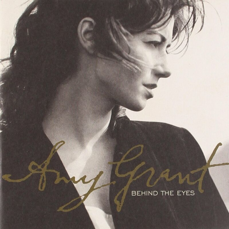Amy Grant Behind The Eyes CD Hard Case New Opened Never Played