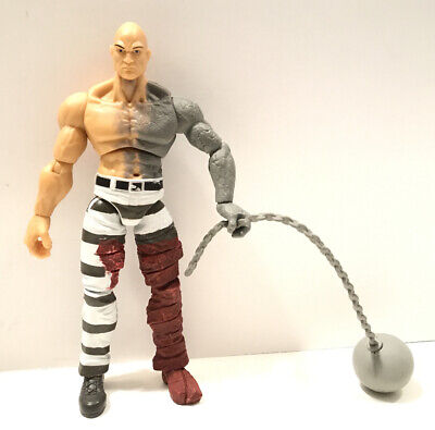 "Marvel Legends 7"" ABSORBING MAN Fin Fang Foom BAF Series 2008 Hasbro Spider-Man"