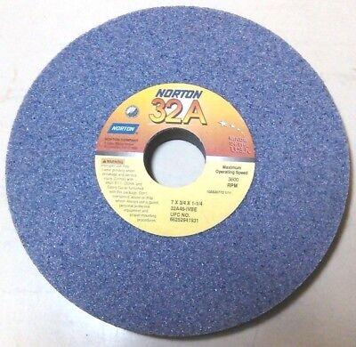 Norton Grinding Wheel 32a46-ivbe 7 X 34 X 1-14 Mos 3600 - 6625941931 32a