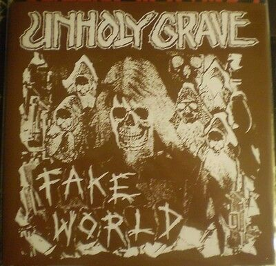 Unholy Grave - Fake World 7