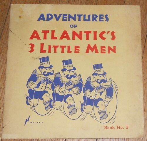 1934 Adventures of Atlantic
