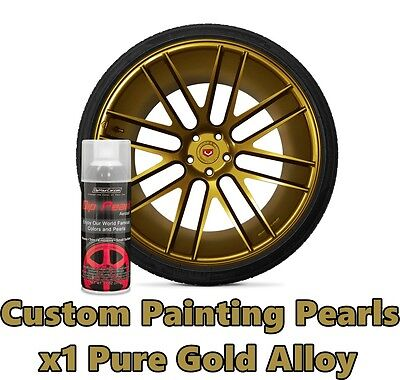Dyc Performix Plasti Dip Pearl Single X 1 Pure Gold Alloy Aerosol Spray Can