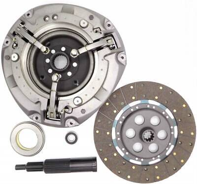 Massey Ferguson Mf 135 Uk 231 231s 240 240s Clutch Kit 10 Spline Disc