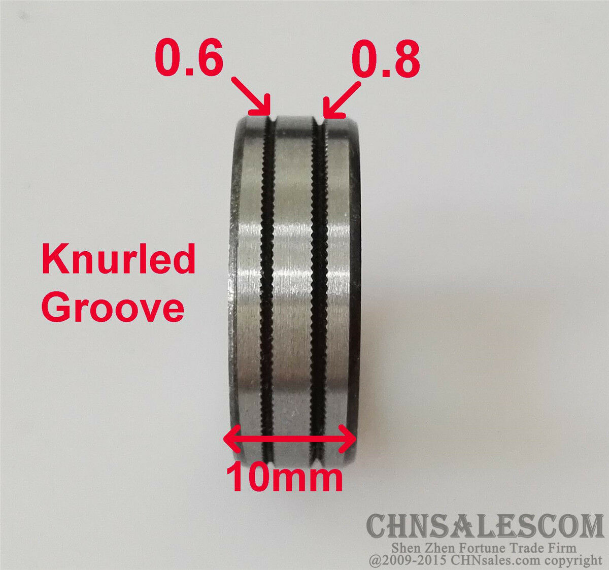Wire Feed Roller Knurled Groove 0.6-0.8 Diameter 30mm MIG MAG ...