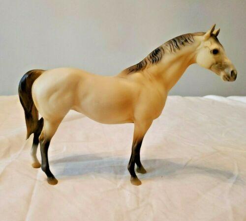 Breyer Horse Stablemate (?)  Dun Arabian Stallion EUC