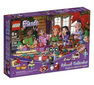 41420 LEGO Friends Advent Calendar 2020