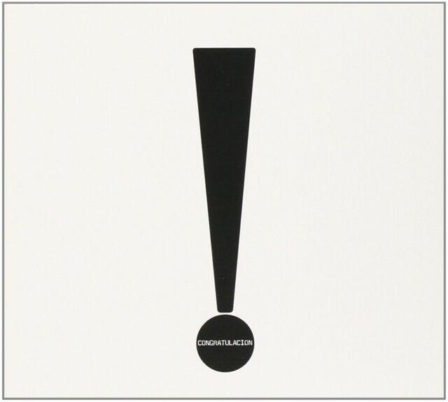 CONRAD SCHNITZLER - CONGRATULACION  CD NEU