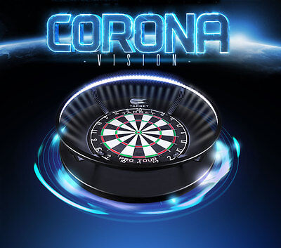 TARGET CORONA VISION LIGHTING SYSTEM...LED DARTBOARD LIGHTIN
