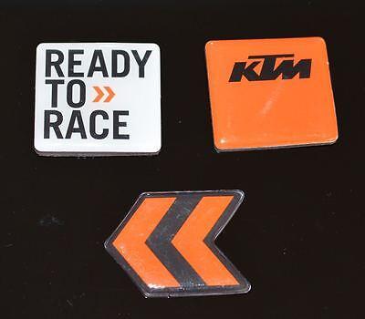 0320 KTM 3 Logo Magneten Original Magnet Pinwand Magnetboard ❗️❗️