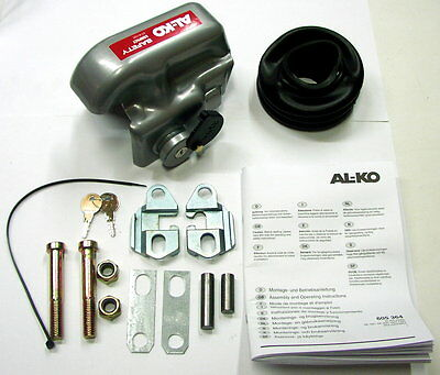 ALKO Safety Compact für ALKO AK 160 300 Kugelkupplung Anhänger Diebstahlschutz
