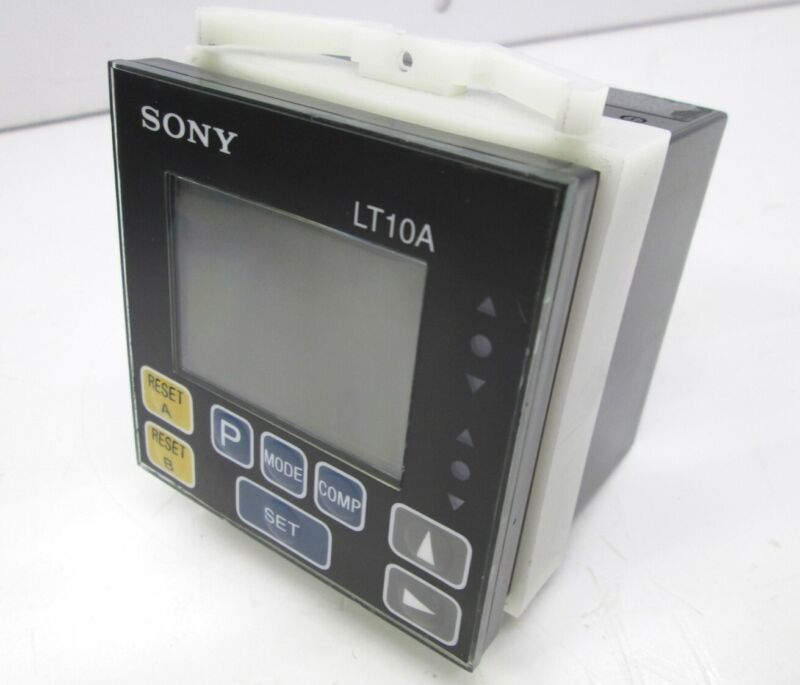 Sony / Magnescale LT10A-205C Digital Counter Gauge Display Meter 2-Axis, RS-232C