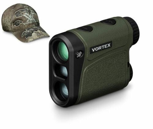 Vortex Optics Impact 1000 Laser Rangefinder w/ Vortex RealTree Excape Cap