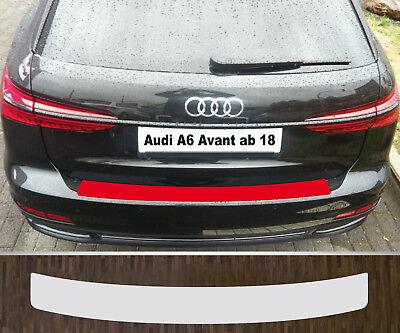 Ladekantenschutz Lackschutzfolie transparent  Audi A6 Avant ab2018