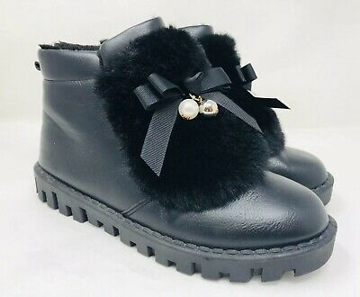 - Gnd Fashion Women's Cold Weather Black Boot Size 9