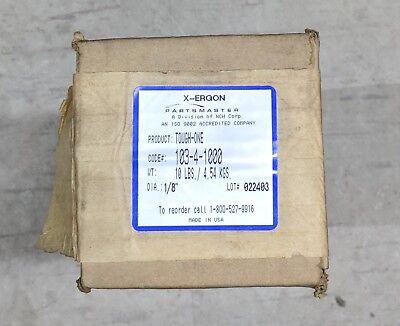 New In Box X-ergon Tough-one 103-4-1000 10 Lbs Dia 18 Welding Rod