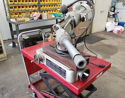 1987 Cuttermaster Hdt-30 13hp 115 V 1ph Tool End Mill Sharpener