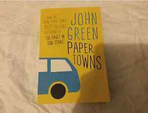 Paper Towns Mitcham Whitehorse Area Preview