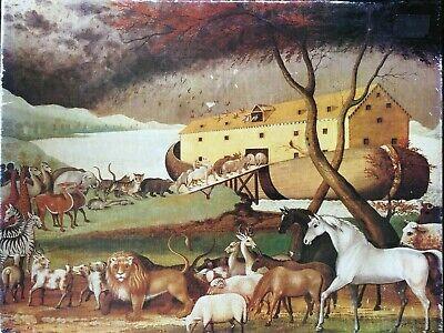 Vintage Springbok Puzzle / Noah's Ark / 500 COMPLETE