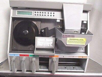 Scan Coin Sc22 Coin Countersorter