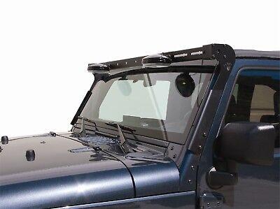 Light Bar CARR 210221 fits 07-17 Jeep Wrangler