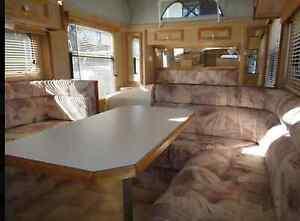 Caravan freelander traveller beautiful clean tidy just lovely,,,, Yeppoon Yeppoon Area Preview