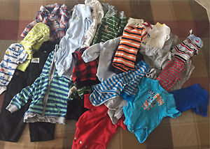 Baby boys size 6month Lot #1
