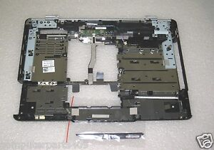 NEW Dell Inspiron 1525/1526 Black Bottom Base Case Assembly w Speakers WP015