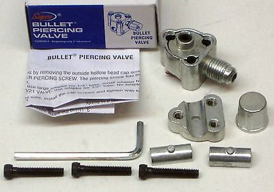 Bpv31 Supco Bullet Piercing Valve For 14 516 And 38 Tubing 3 In 1 Access