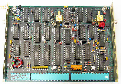 Tektronix 670-7899-01 Board A51 Counter 494a 494ap Working Warranty