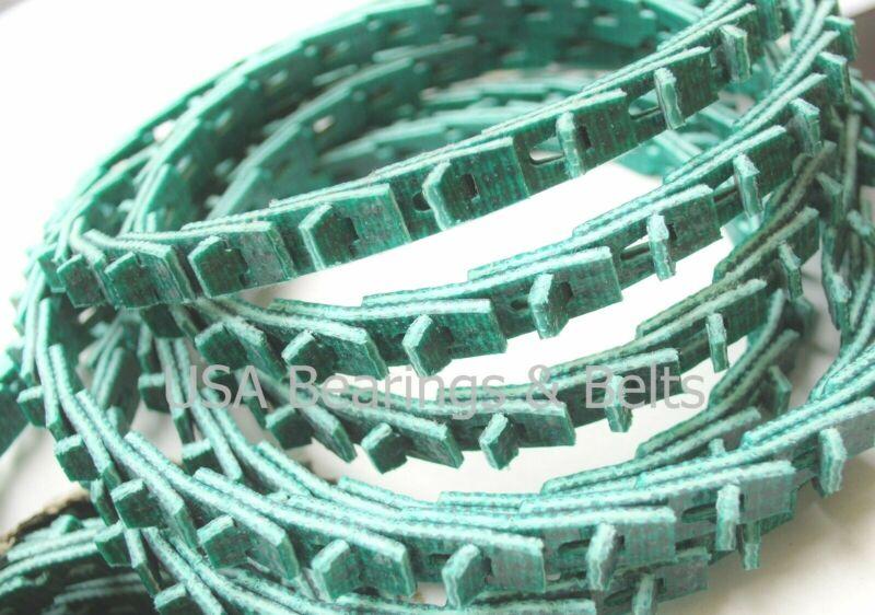 Accu Link Size A 1/2  Adjustable Linking V belt Jason Industrial Per Foot