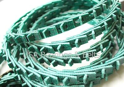 Accu Link Size A 12 X 5 Linear Feet Of Adjustable Linking V Belt A Grn