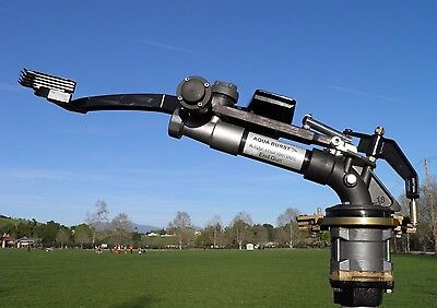 1 NEW AQUA BURST X-100 THUNDERBOLT 24 DEGREE PASTURE GUN REPLACE NELSON SR100