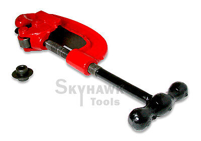 New 12 To 2 Plumbing Pipe Cutter With 2 Alloy Steel Cut Wheels