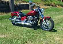 Vstar Xvs650 yamaha motorcycle Grafton Clarence Valley Preview