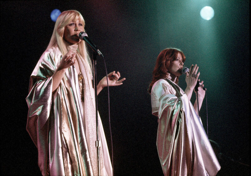 ABBA - MUSIC PHOTO #C65