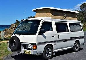 Campervan Nissan / Poptop / Rego 08/17 / fully equipped / low KMs Melbourne CBD Melbourne City Preview
