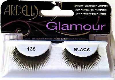 (Ardell Fashion Lashes, Black [138] 1 ea)