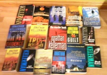 Johathan Kellerman Books