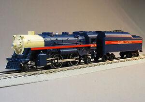 LIONEL-SCOUT-2-4-2-STEAM-LOCOMOTIVE-246X-engine-train-o-gauge-NEW-6-30127