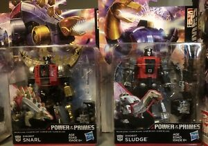 Transformers Power of the Primes Dinobots Set