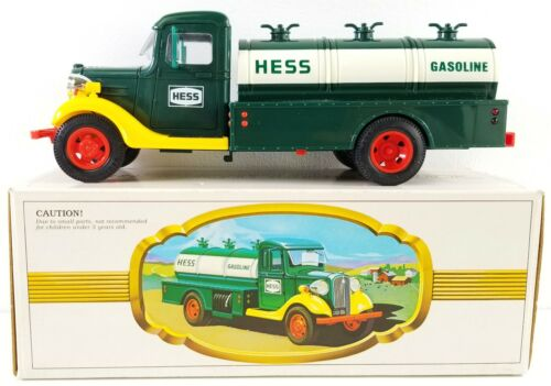 Hess Fuel Oils The First Hess Truck in Original Box 1980 Toy Truck NEW