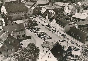Nr 11221 Foto Pk Fliegeraufnahme Ebertsberg / Obb.Stadtplatz Bayern - Seewalchen am Attersee, Österreich - Rücknahmen akzeptiert - Seewalchen am Attersee, Österreich