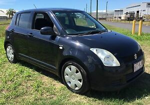 2007 SUZUKI SWIFT - RWC - REGO - COLD AIR Eagle Farm Brisbane North East Preview