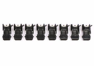 8 USCAR EV6 & EV14 Female to EV1 Male Fuel Injector Connectors Adapters