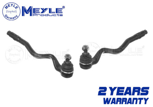 FOR BMW 3 SERIES E46 FRONT OUTER STEERING TRACK TIE ROD ENDS LEFT RIGHT MEYLE