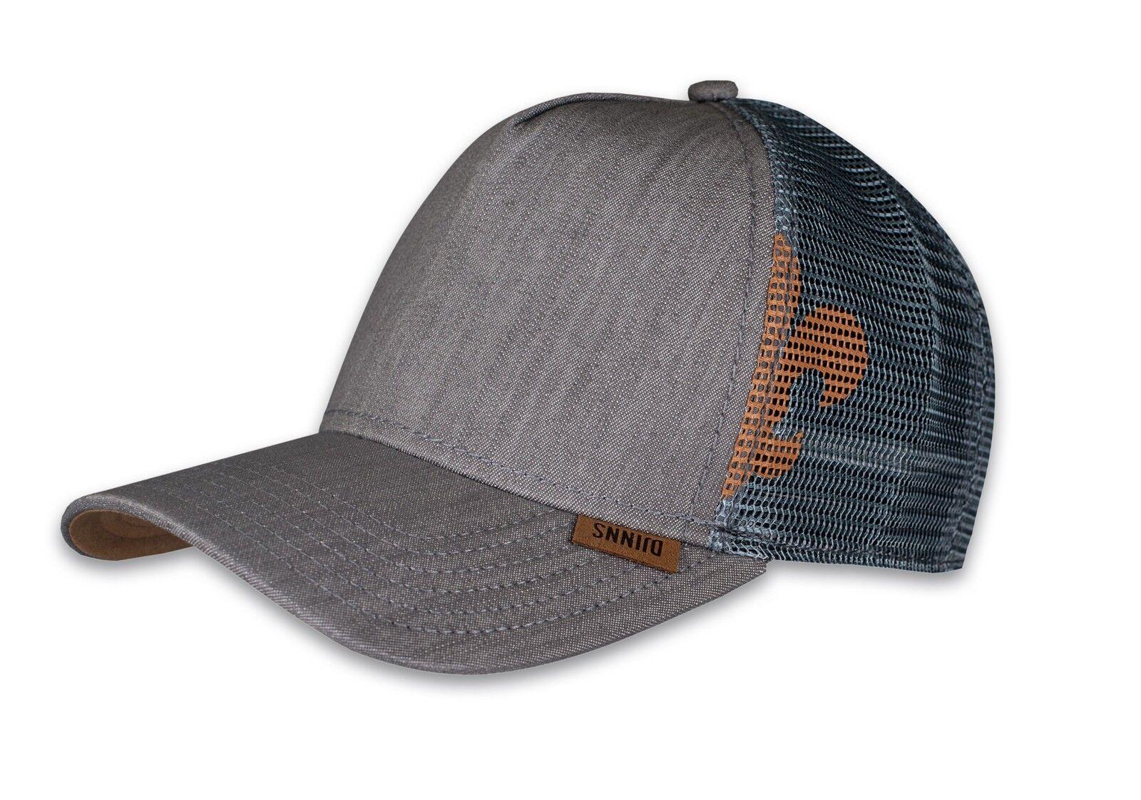 Trucker Cap HFT Linen grey