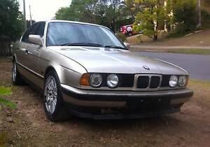 1990 E34 BMW 525i Sedan Burpengary Caboolture Area Preview