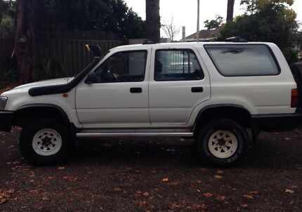 1994 Toyota 4 Runner Wagon Forster Great Lakes Area Preview