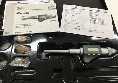 Brown Sharpe Tesa 62.30020 Intrimik Electronic Internal Micrometer.3970-.7874
