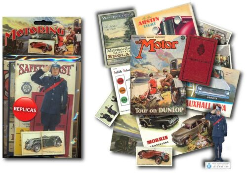 Motoring+Memorabilia+Pack%2CDementia+Activities+Product